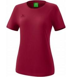 Ženska bombažna kratka majica TEAMSPORTS Erima