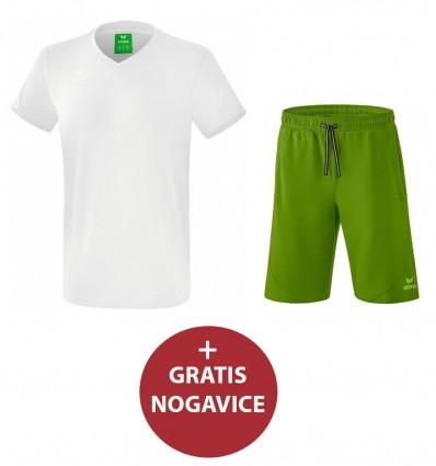 Komplet otroške kratke hlače in majica STYLE ERIMA