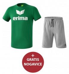 Komplet moške kratke hlače in majica PROMO ERIMA