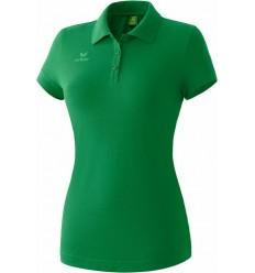 Ženska bombažna polo kratka majica Teamsports Erima
