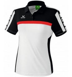 Ženska polo kratka majica 5-CUBES Erima