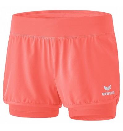 Ženske kratke hlače 2v1