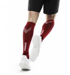 Kompresijske nogavice REHBAND - RX rdeče