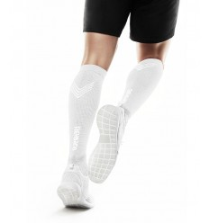 Kompresijske nogavice REHBAND - QD bele