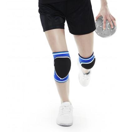 Otroški ščitnik za koleno REHBAND Blue (par)