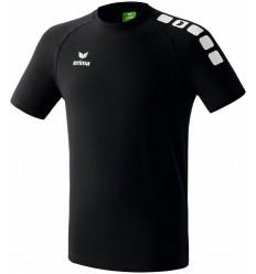 Otroška kratka majica 5-Cubes Erima - črna