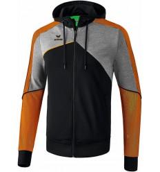 Moška trening jakna s kapuco Premium one 2.0