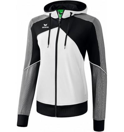 Ženska trening jakna s kapuco Premium one 2.0