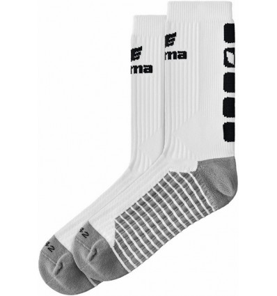 Classic 5-C kratke nogavice bele Erima