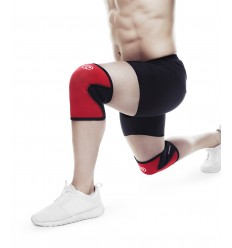 Steznik za koleno 5mm REHBAND RX - rdeč