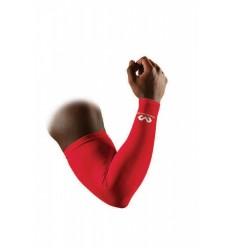 McDavid Kompresijski rokav (par) - rdeč