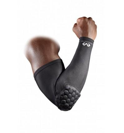 McDavid rokavnik (oblazinjen) HEXPAD® - črn