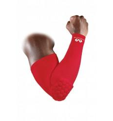 McDavid rokavnik (oblazinjen) HEXPAD® - rdeč