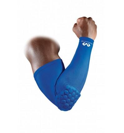 McDavid rokavnik (oblazinjen) HEXPAD® - moder