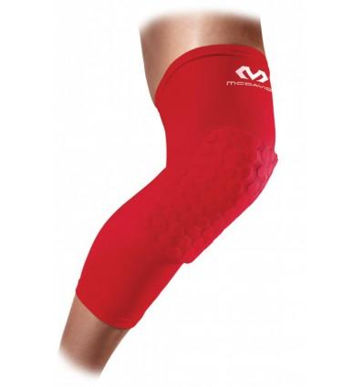 McDavid ščitnik za nogo HEX (par) - rdeč