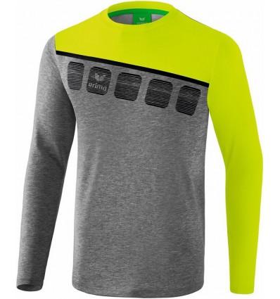 Moški 5-C pulover za trening Erima
