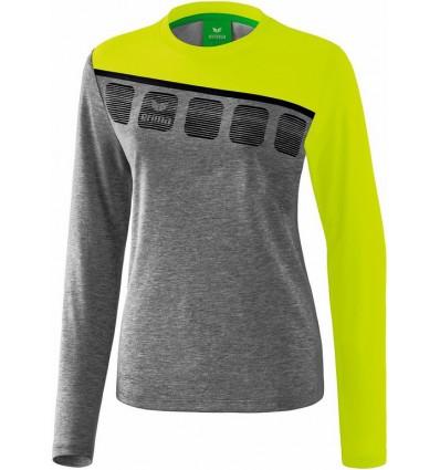 Ženski 5-C pulover za trening Erima