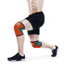 Steznik za koleno 5mm REHBAND RX - oranžen