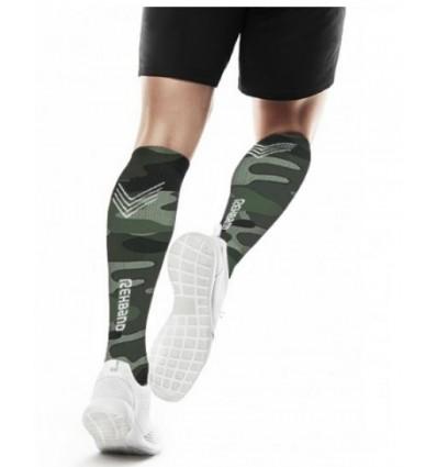 Kompresijske nogavice REHBAND - QD vojaške