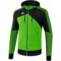 Otroška trening jakna s kapuco Premium one 2.0