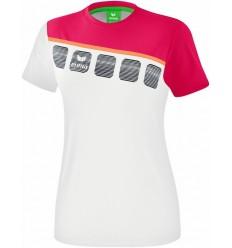 Ženska 5-C kratka majica Erima