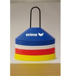 Markirni klobučki (set) ERIMA - 40 kos