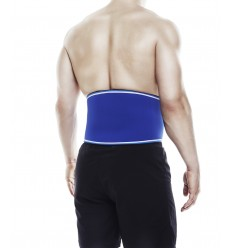 Steznik za hrbet REHBAND BLUE LINE 7mm