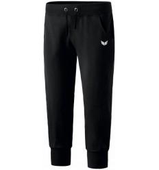 Ženske 3/2 hlače Erima z rebrastim patentom